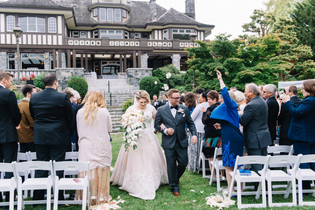 Vancouver Wedding | Cecil Green Park House