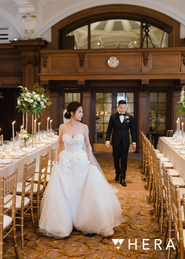 Vancouver Wedding | Vancouver Club